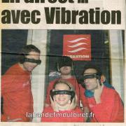 couverture Le Courrier du Loiret, janvier 2005