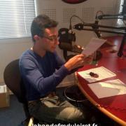 le journaliste maison Olivier Collet