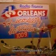 la premiére publicité , au lancement de la radio