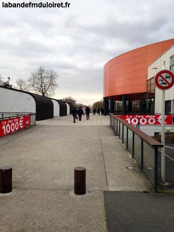 21 mars 2016, le jeu des 1000 euros à Fleury les Aubrais