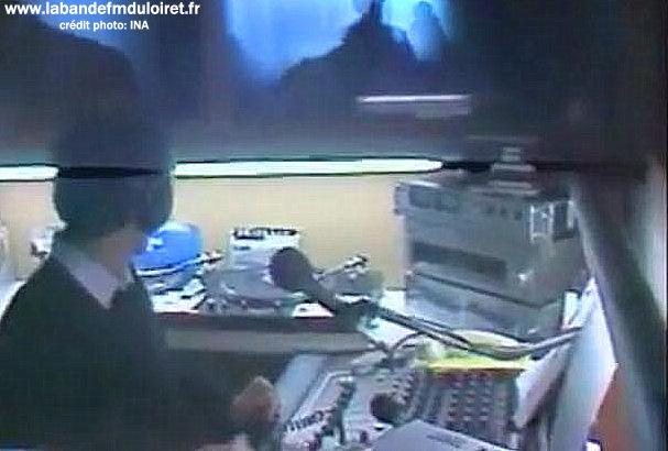 le studio (extrait d'une vidéo FR3)