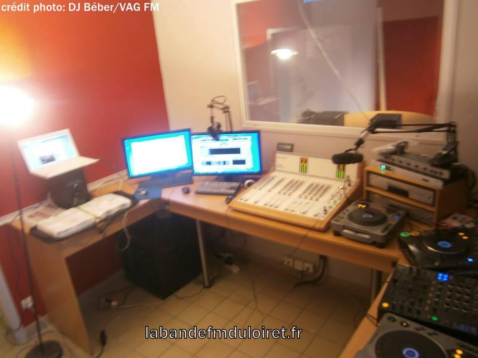 juin 2015.vu sur le studio