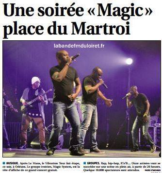article de presse RC 22 septembre 2015