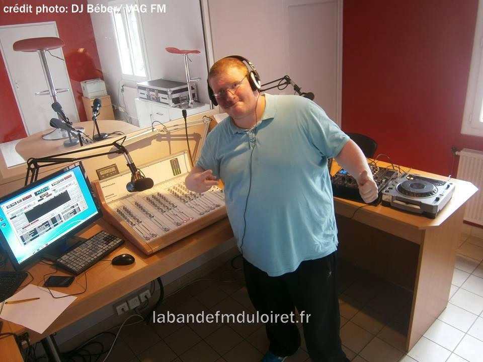 mai 2015. DJ Béber à l'antenne chaque week end!