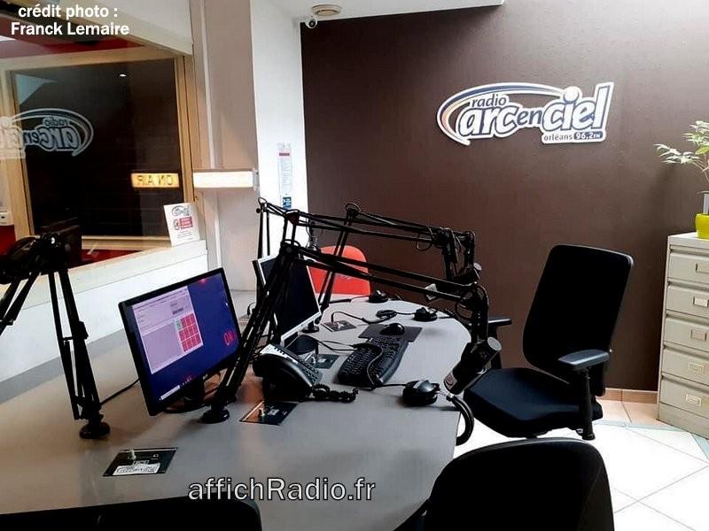 le studio rénové (été 2020)