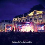 Tour Vibration, place du Martroi, 22 septembre 2015