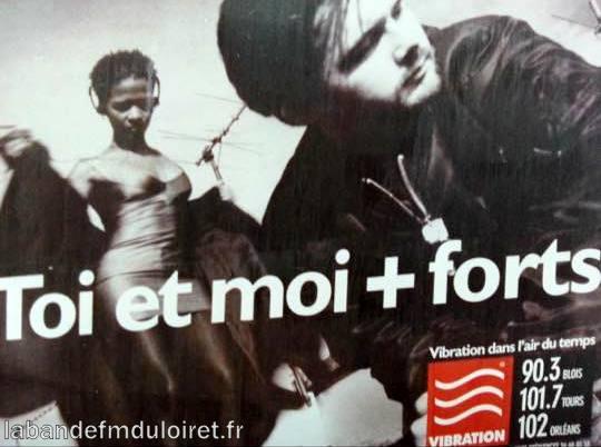 publicité dans les années 90