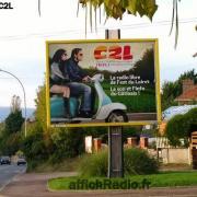 publicité urbaine, oct. 2013