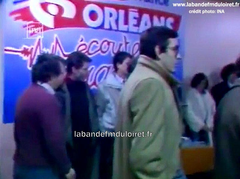 premiére émission , le 4 février 1985