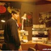 1989, dans les locaux alors rue de la Garenne (ici Cyril Plassard)