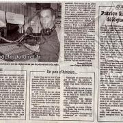 article de presse RC / 2002