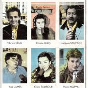 saison 1990/91 (version couleurs)
