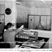 le studio d' Orléans