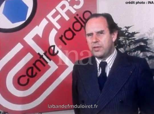 inauguration de la radio 9 juin 1980 par Claude Contamine
