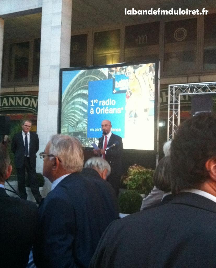 inauguration des nouveaux locaux, le 27 septembre 2012