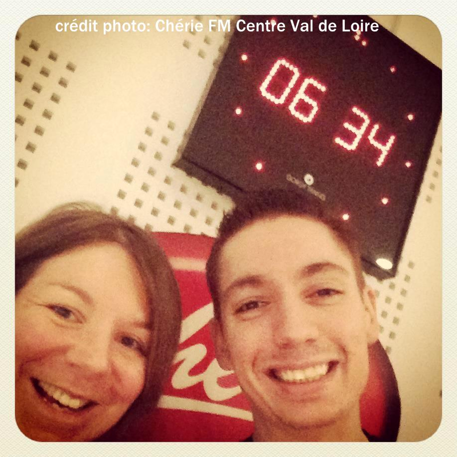 avril 2013, Anne-Cécile et Régis