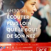 Publicité RCF Loiret