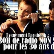30 ans  / 30 heures de radionon-stop Déc 2012