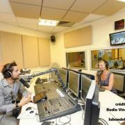 Un des 2 studios du groupe Radio Vinci Autoroutes