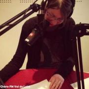 Anne-Cécile, la voix de l'information locale jusqu'à l'été 2013
