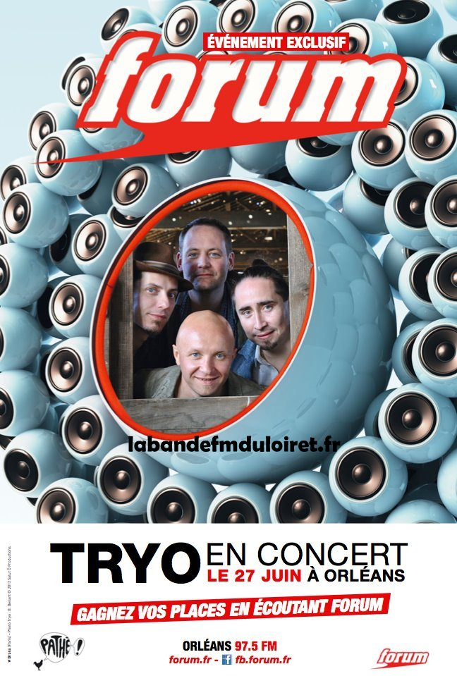 concert privée sur Orléans, le 27 juin 2012