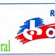 autocollant (avec le conseil général) paru en 1990.