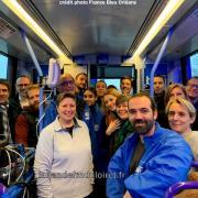émission spéciale depuis le tramway (30/1/2020)