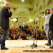24 oct 2012, enregistrement du jeu des 1000 euros à Orléans