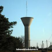 l'antenne de MEGA FM à Sury aux Bois