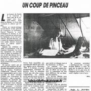 article de presse 8 juillet 1988