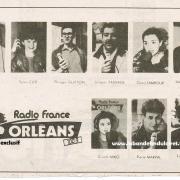 l'équipe de l'antenne saison 1990/1991