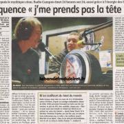 article de presse 3 nov. 2011