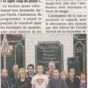 article de presse 5 nov. 2011