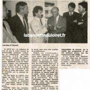 article de presse RC / 15 septembre 1986