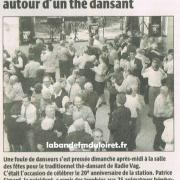 article de presse 2002