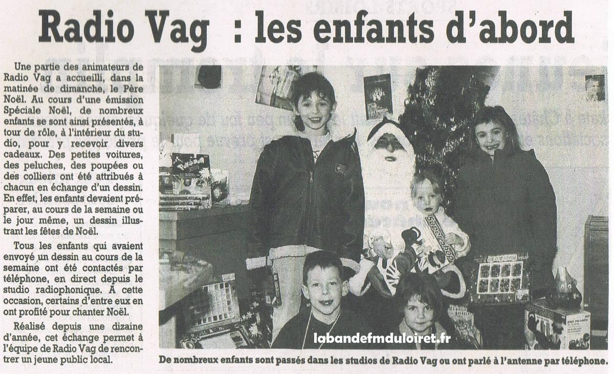 article de presse 27 déc 2001