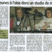article de presse 25 nov 2011