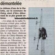 article de presse Rép ctre 09 Nov. 2012