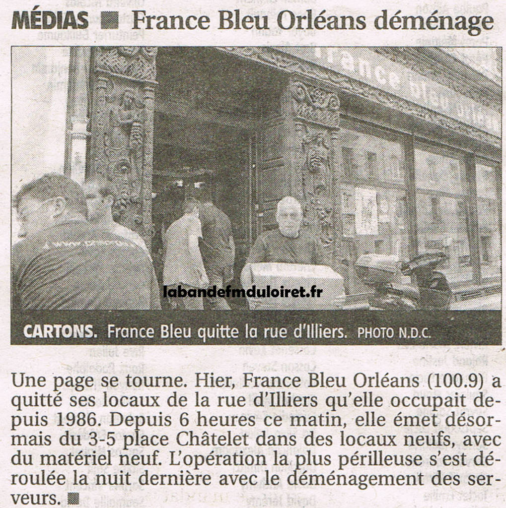 article de presse 11 juillet 2012