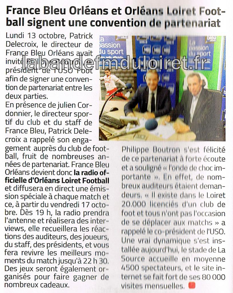 article de presse octobre 2014