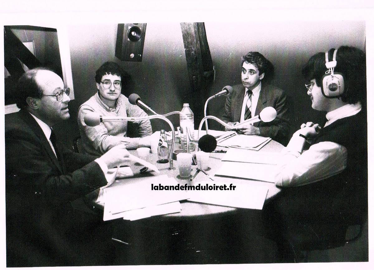2 mars 1983, débat Jacques Douffiagues/Jean Pierre Sueur