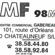 carte de visite RMF