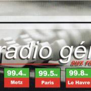 publicité 2012 avec la fréquence d' Orléans!