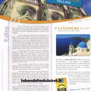 lettre juin 2011 des amis de RCF Orléans (1ere page)