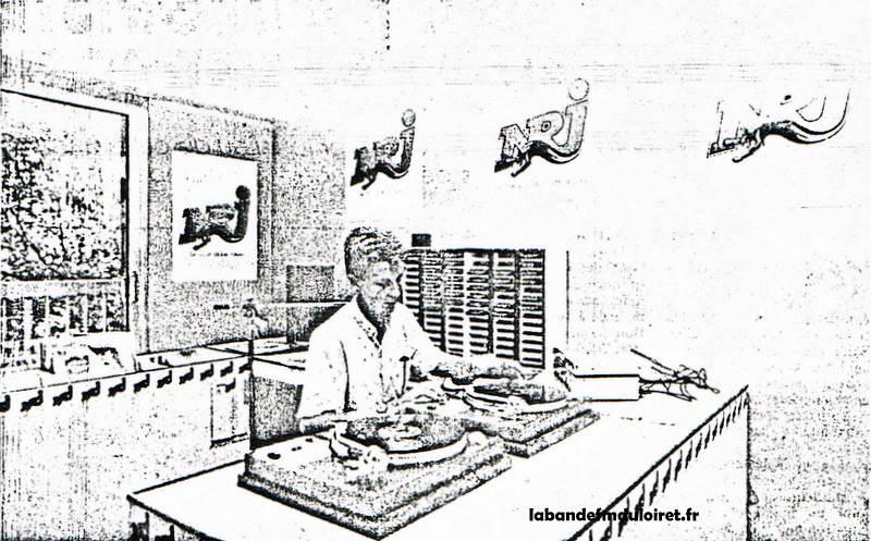 aperçu du studio Orléanais des années 80