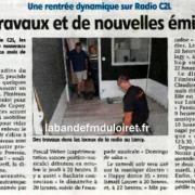 article de presse L'éclaireur , septembre 2019