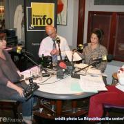 31 mars 2012, France Info en direct à Orléans