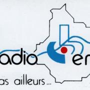 autocollant Radio Centre (1983)