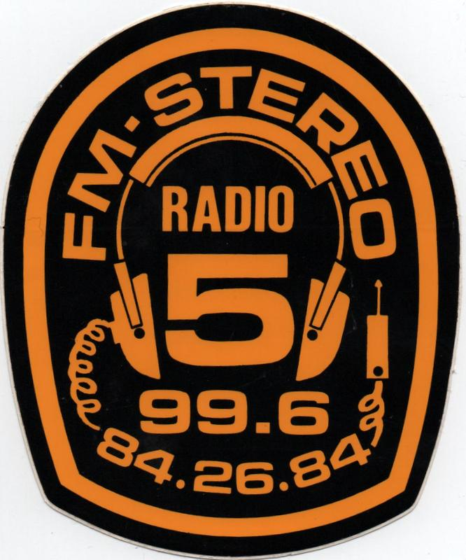 RADIO 5 /  RADIO LEADER CENTRE