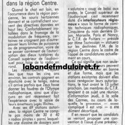 article de presse 29 juin 1990